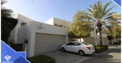 Luxury And Specious Modern 4 Bedrooms+Maid Room With Private Swimming Pool Villa For Rent in Al Mouj Close To The Beach.