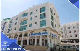 Beautiful & Modern 2 Bedrooms & 1 Bedroom Apartments For Rent In Al Falaj Behind The Center Point Ruwi