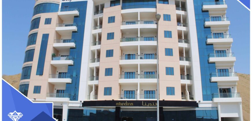 Stranded 2 Bedrooms With Swimming pool Apartments For Rent-370 OMR Located In Bousher