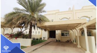 Beautiful 3 Bedrooms+Maid Room Town House For Rent In Bousher Al Muna.