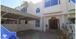 Beautiful & Spacious 5 Bedrooms+Maid Room With Private Parking Villa For Rent in Azaiba North At Prime Location.