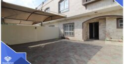 Beautiful 4 Bedrooms+Private Parking & Maid Room Villa For Rent in Madinat Qaboos