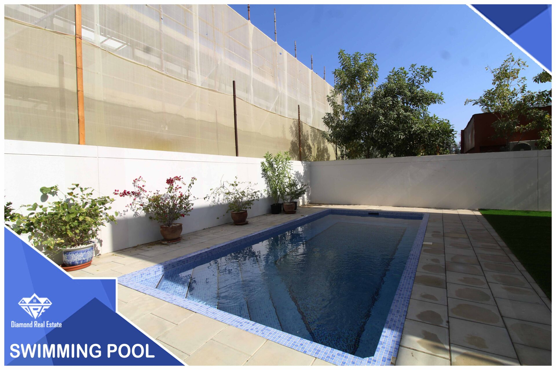 Luxury Modern 6 Bedrooms+Maid Room With Private Swimming Pool Villa For Rent in Al Mouj