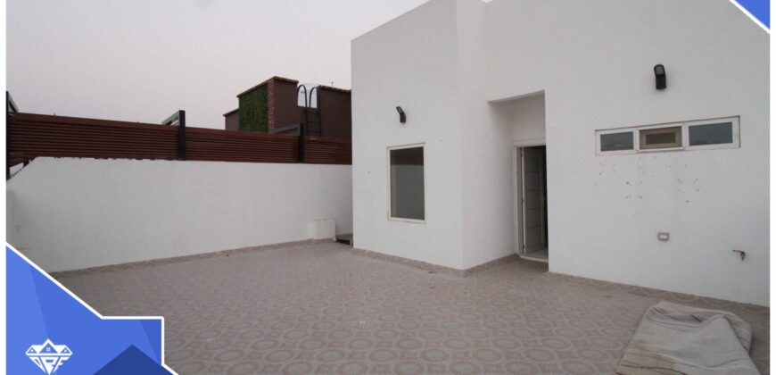 Beautifully designed 6 Bedrooms With Private Parking Villa For Rent At Prime Location of Bousher Heights.