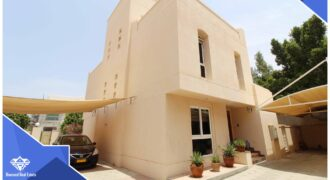 Beautiful 5 Bedrooms+Maid Room Villa for Rent-750 OMR