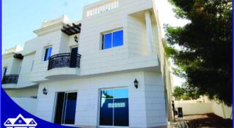 5 Bedrooms+Private Garden Villa For Rent in Shati Al Qurm. Opp.To Shati Al Qurm Park.