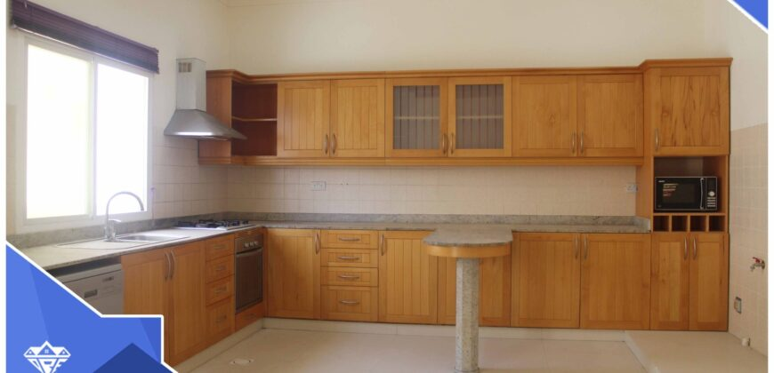 Beautiful 4 Bedrooms + Maid Room Villa for Rent. This Beautiful Villa is Located in MQ
