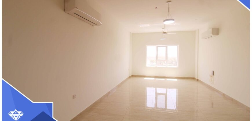 Beautiful & Spacious 3&2 Bedrooms With Maid Room Apartments For Rent In Prime Location of Wattayah.
