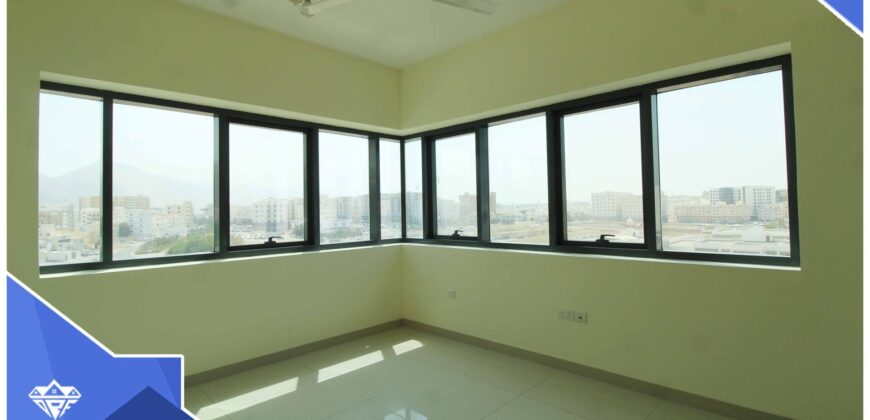 Beautiful 1 BHK & 2 BHK With Swimming Pool Apartments For Rent In Center Of Al Khuwair