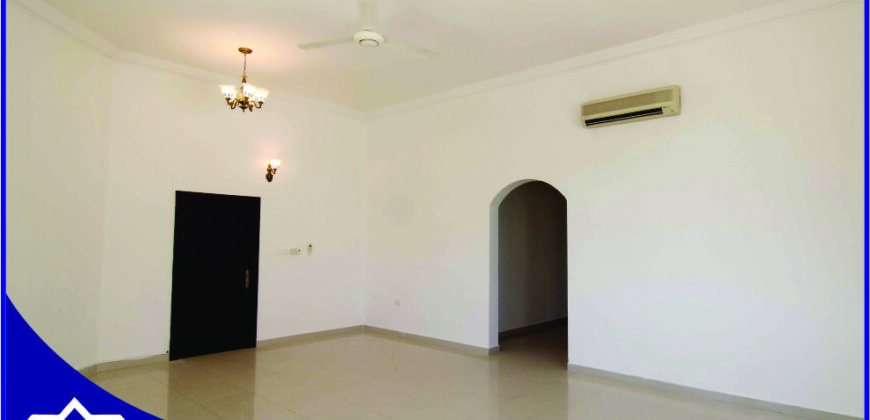 7 Bedrooms+Maid Room With Private Covered Parking Villa For Rent in Azaiba.