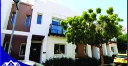3 Bedrooms+Maid Room Town House For Rent in Al Mouj