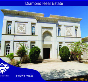 7 Bedrooms+Maid Room With Covered Parking Villa for rent