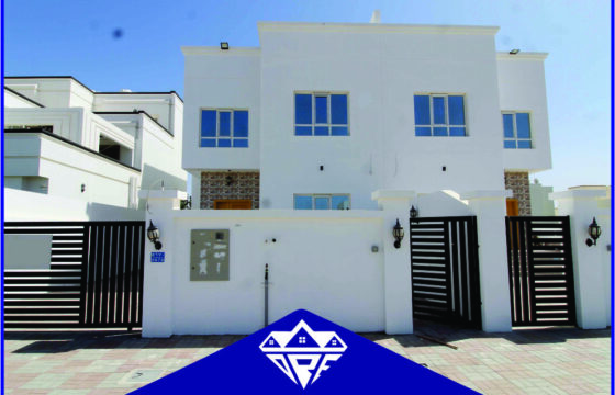 5 Bedrooms+Maid Room With Spacious Front yard & backyard Villa for Sale