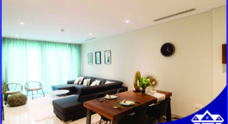 1BHK IT design Fully Furnished Apartment for Rent In Al Mouj Marsa Building