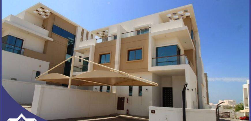 4 Bedrooms & 5 Bedrooms+Maid Room Eye Appealing Luxury Modern Villa For Rent in Madinat Al Ilam.