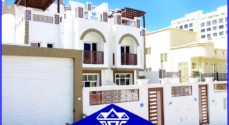 5 Bedrooms with attached bathrooms + Maid Room Villa For Sale In Bousher 35